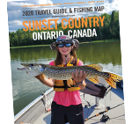 Sunset Country Guide Cover
