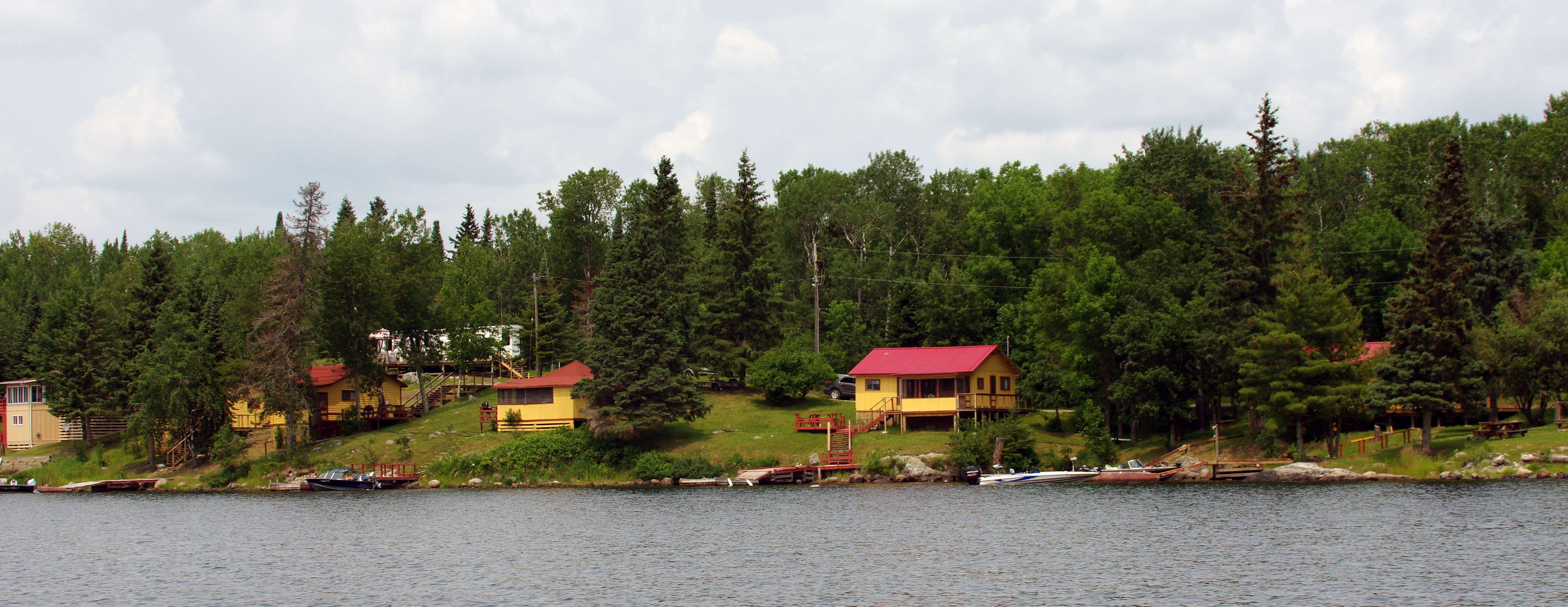 Sioux Narrows Lodges Houseboats And Campgrounds