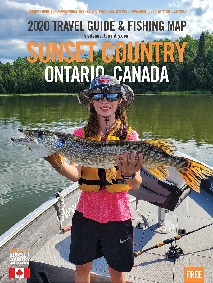 2020 Sunset Country Travel Guide