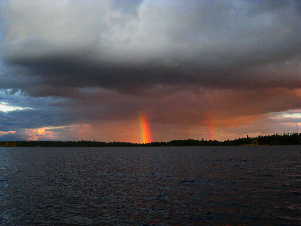 Savant Lake Ontario Canada