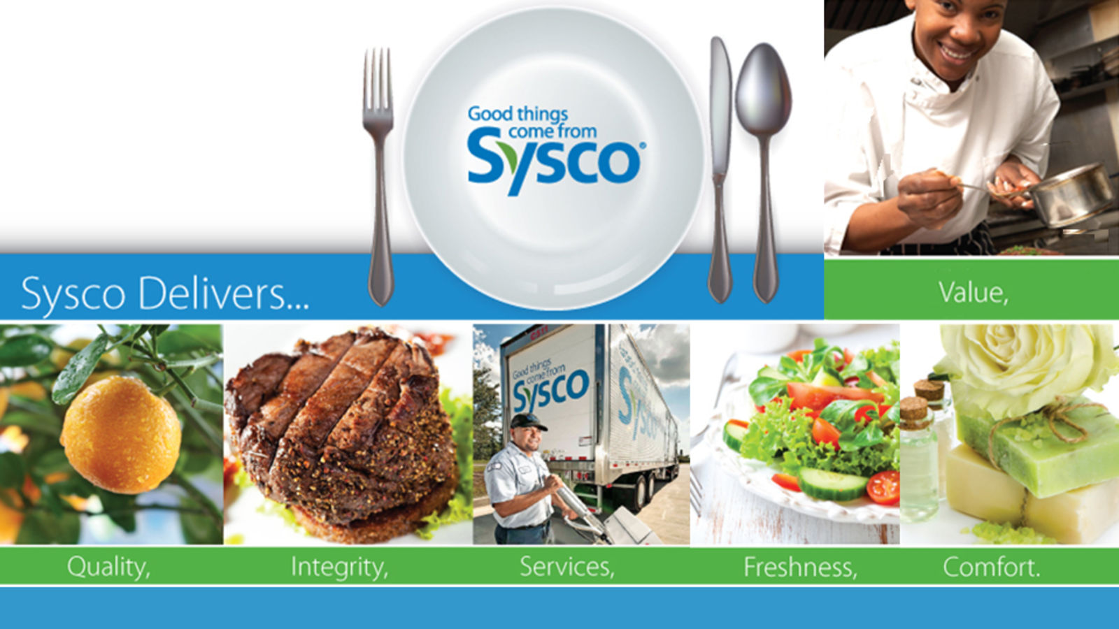 Sysco Food Services Inc | Sunset Country, Ontario, Canada