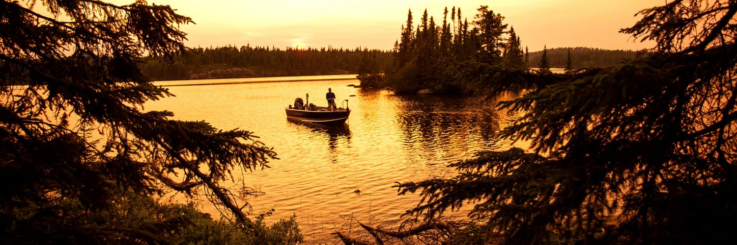 Fishing Licenses Sunset Country Ontario Canada