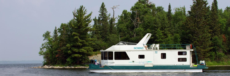 Houseboat Rentals in Ontario, Canada