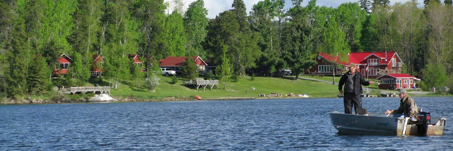 Vermilion bay accommodations sunset country ontario canada for Ontario canada fishing resorts