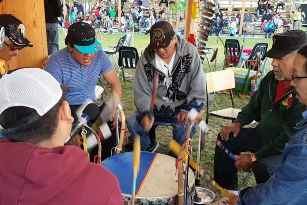 Image of Couchiching First Nation Pow Wow