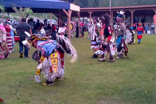 Image of Onigaming First Nation Pow Wow
